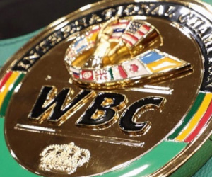 The WBC International title celebrates it's 35th birthday championship raul valdez bangkok thailand Rocky Chitalada top 15 raking what does it mean