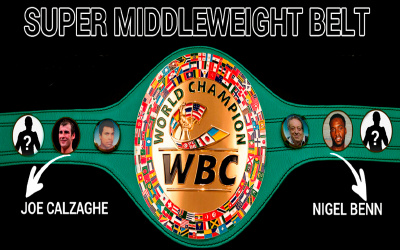 Top 10 super-middleweight fights in WBC history sugar ray leonard vs donny lalonde tommy thomas hearnsnigel benn chris eubank joe calzaghe gerald mclellan mikkel kessler andre ward carl froch badou jack james degale anthony direll