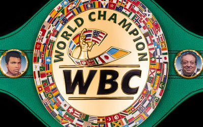 WBC release December 2020 world rankings heavyweight top 15 10 20 ten bridgerweight crusierweight light super middle feather minimum tyson fury youth silver international title belt flyweight bantamweight