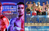 where to watch boxing this weekend