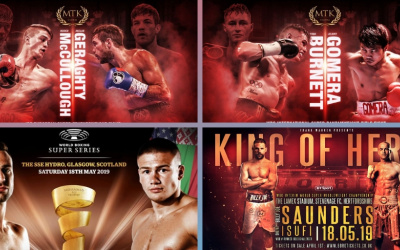 Where to watch British boxing this weekend - televised shows on May 17 & 18