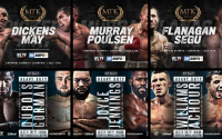 Where to watch British boxing this weekend – televised shows on July 12 & 13