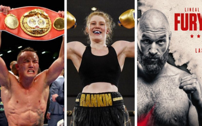 Where to watch British boxing this weekend - televised shows on June 15