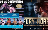 Where to watch British boxing this weekend - televised shows on May 24 & 25