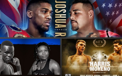 Where to watch British boxing this weekend - televised shows on May 31 & June 1