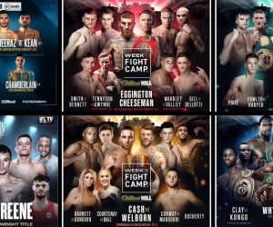 Where to watch British boxing in July, August and September 2020