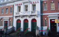 York Hall boxing