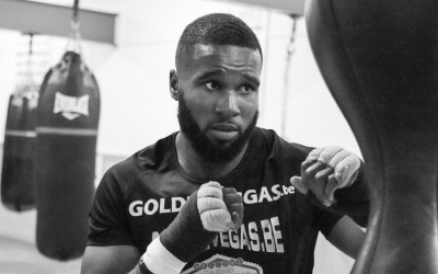 Lawrence Okolie vs EBU European Champion Yves Ngabu