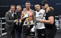 Zach Parker set to face Germany's Stefan Haertel in IBF super-middleweight final eliminator sauerland
